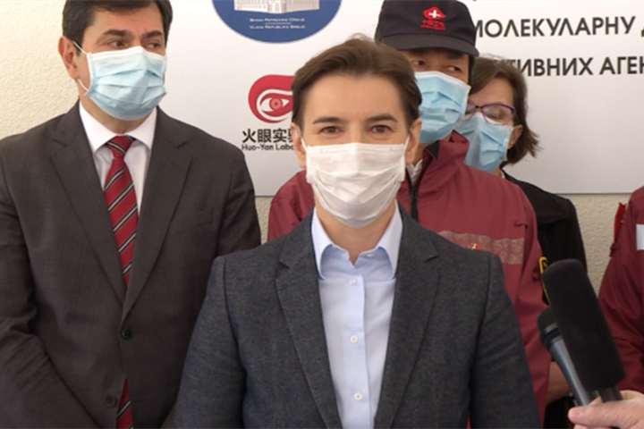 Fire Eye helps Serbia see through virus in a more effective manner_副本.png